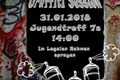 Graffiti Session Januar