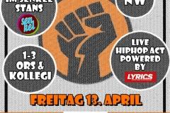 Powerwochen Party  Senkel April