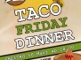 Taco Friday Dinner Besuch aus Stansstad März