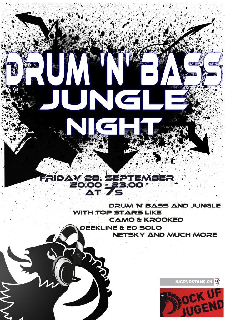 DnB Jungle Night