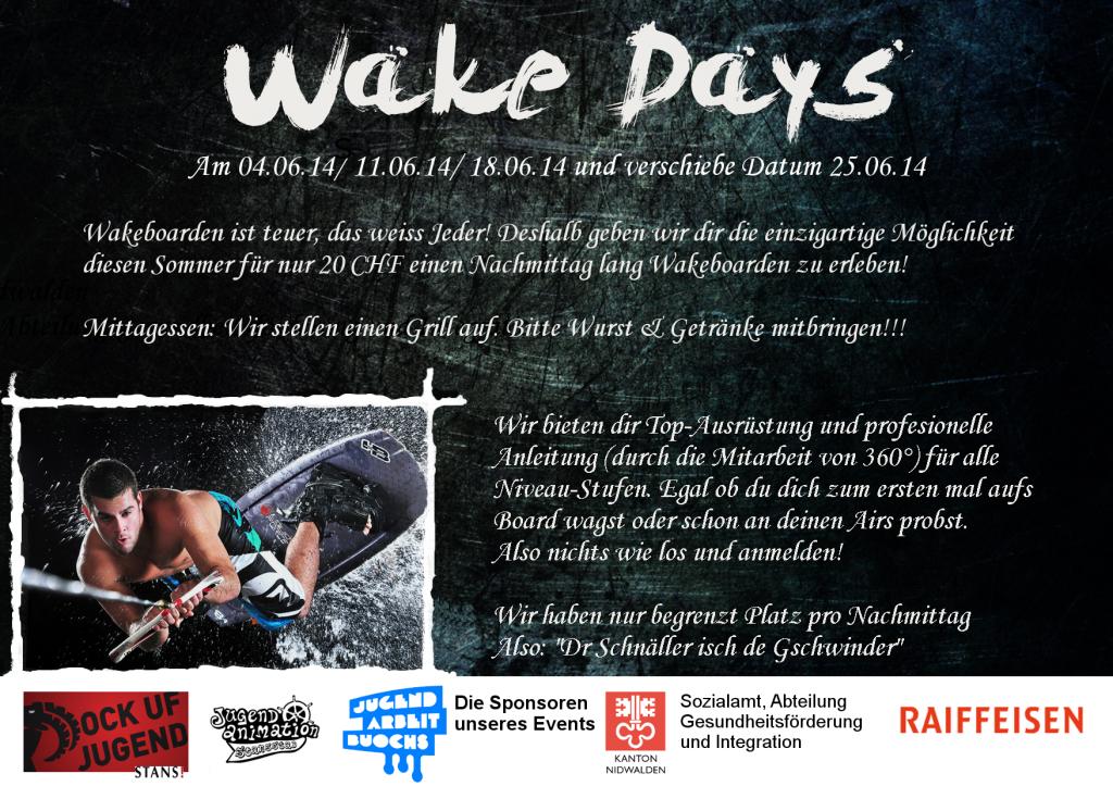 Wake Days 2014