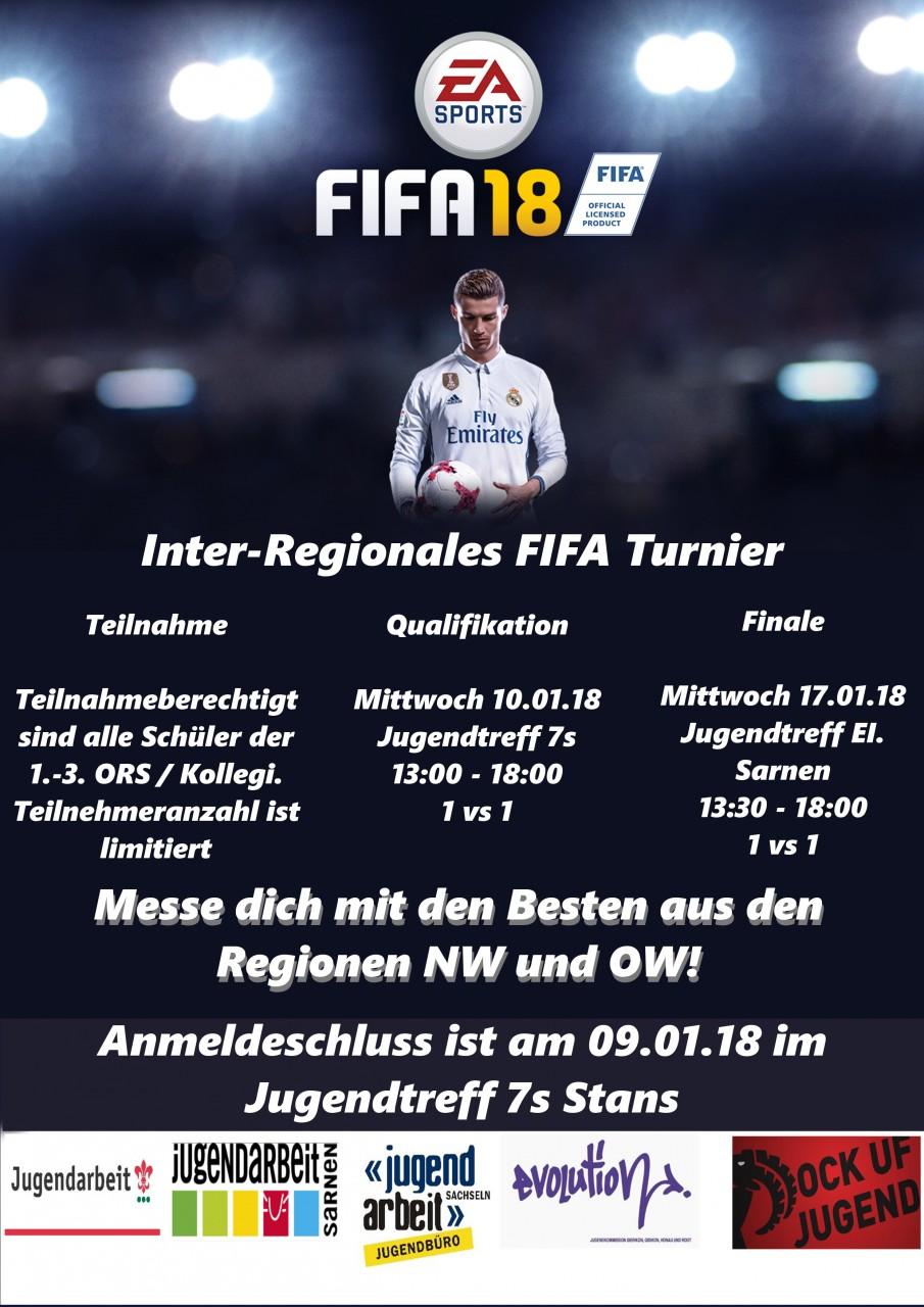 FIFA 18 REGIO TURNIER