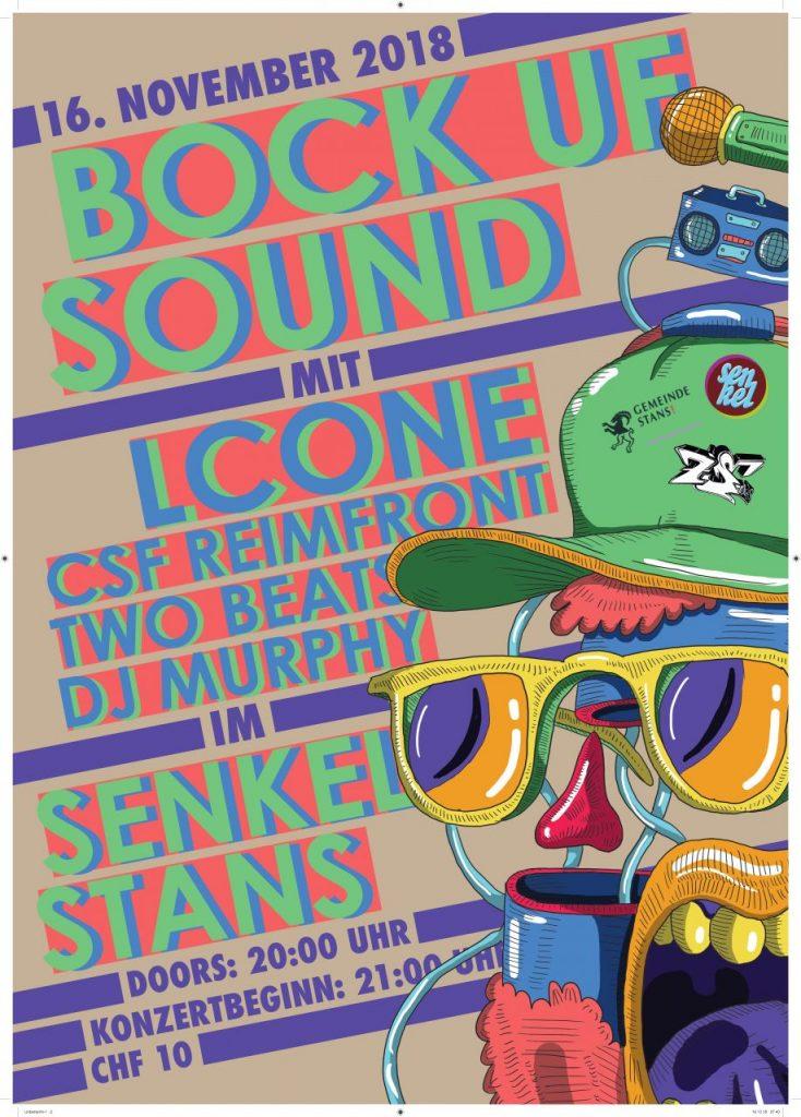 Bock uf Sound