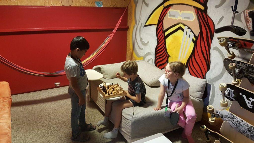 Ferienpass - Kinderbetreuung im 7S