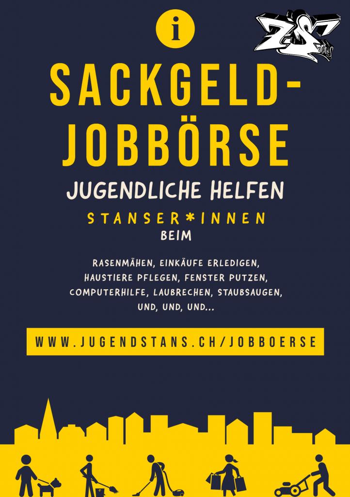Sackgeld-Jobbörse