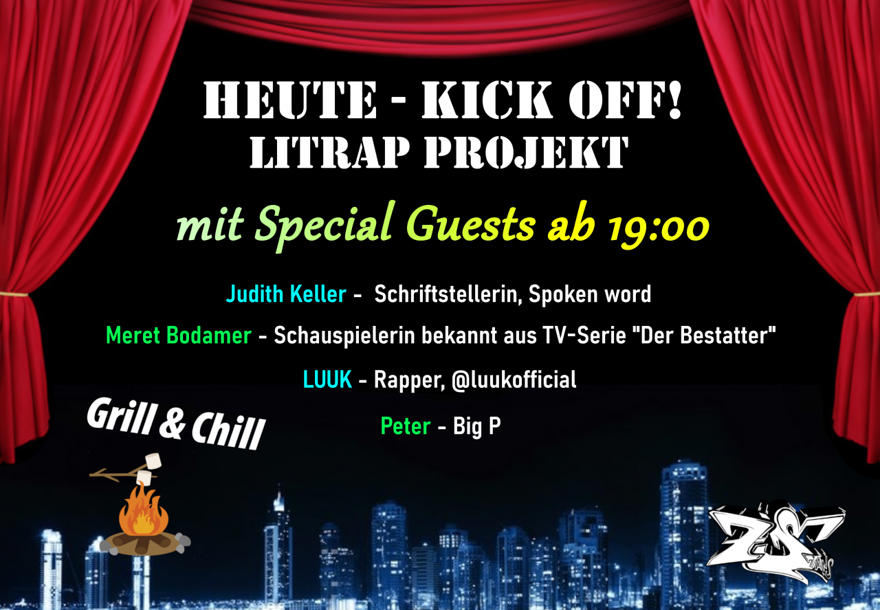 KICK OFF LitRap Project
